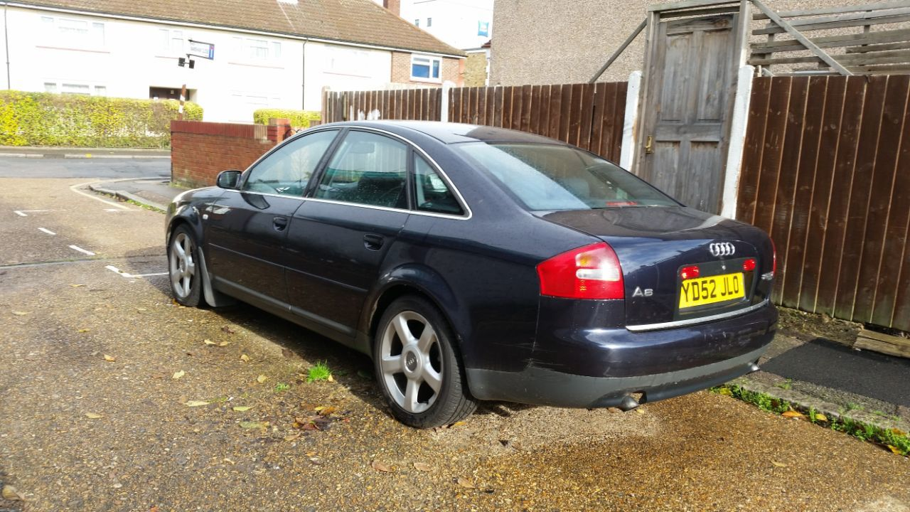 used audi a6 and second hand audi a6 in hounslow. Black Bedroom Furniture Sets. Home Design Ideas