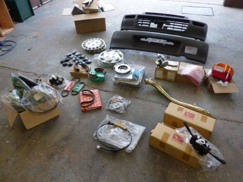 Perodua Nippa 8.0 PARTS ONLY Hatchback Petrol White