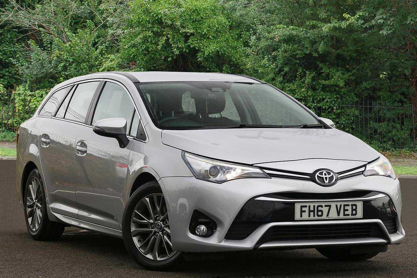 Toyota Avensis 1.6D Business Edition 5dr Estate Diesel Silver