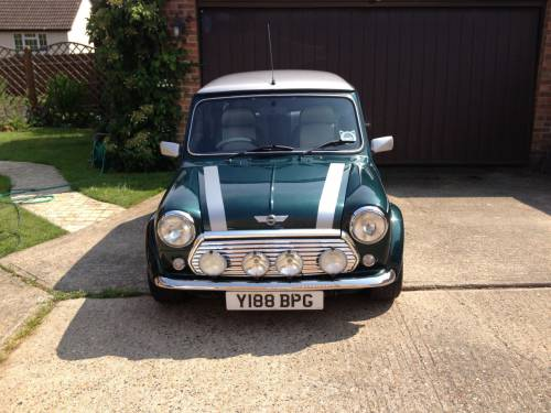 Rover Mini 1.3 COOPER SPORT SALOON PETROL MULTI-COLOUR