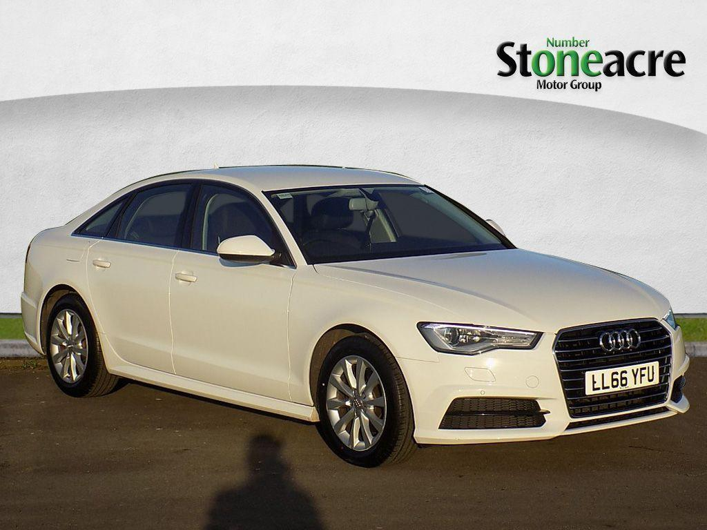 Audi A6 2.0 TDI ultra SE Executive (s/s) 4dr Saloon Diesel White
