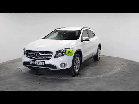 Mercedes-Benz GLA Class 1.6 GLA 200 SE Executive 5dr Estate Petrol White